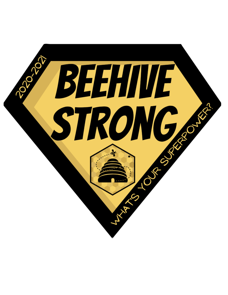 Beehive Strong Logo