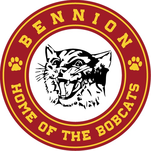 bennion junior high logo
