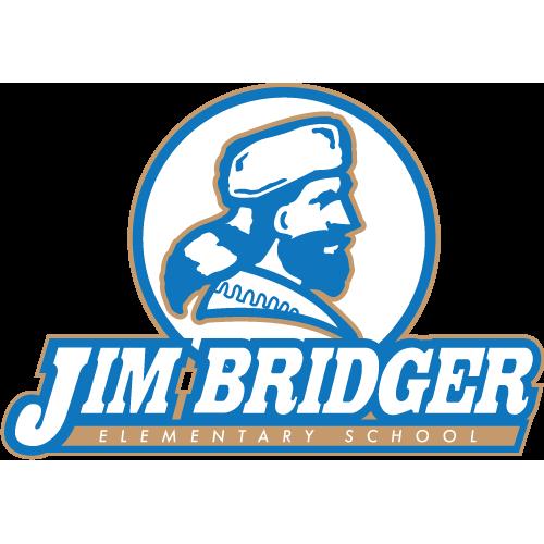 jim bridger elementary school logo
