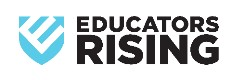Image of EDUCATORS RISING logo