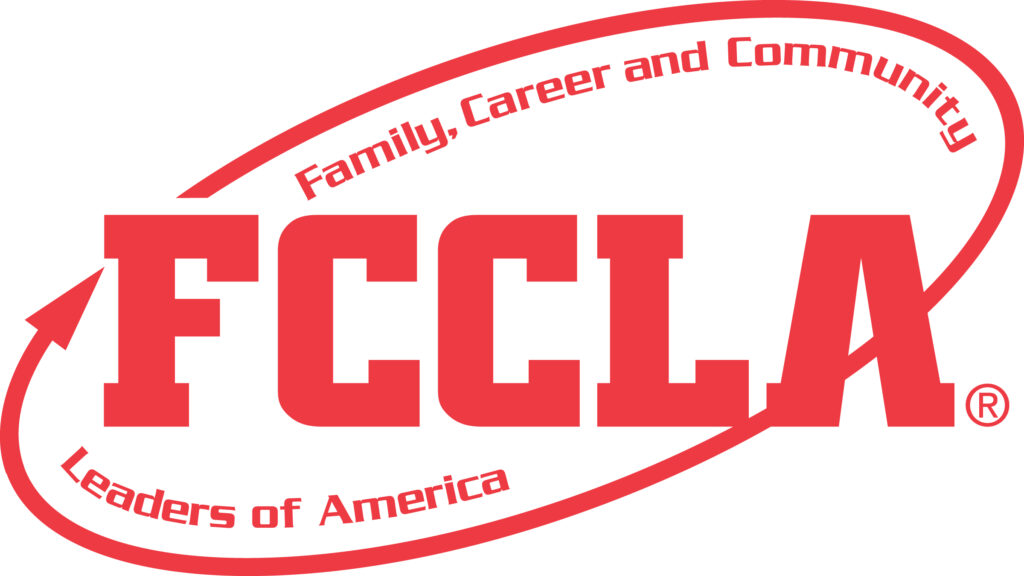 Image of FCCLA Family, Career and Community Leaders of America logo