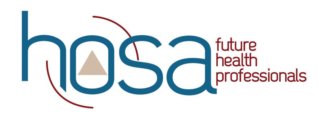 Image of HOSA future health professionals logo