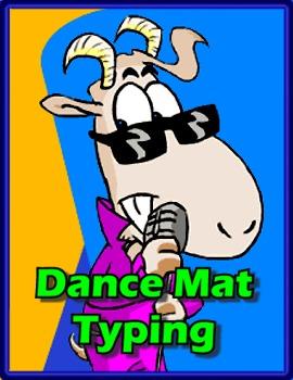 DanceMatTyping