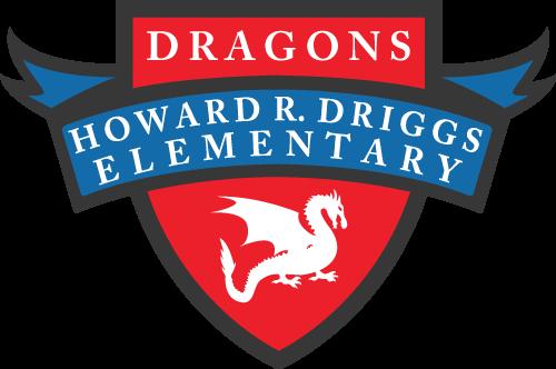 Driggs Elementary School Logo