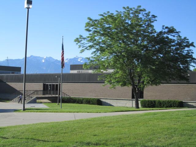 Eisenhower Junior High Building