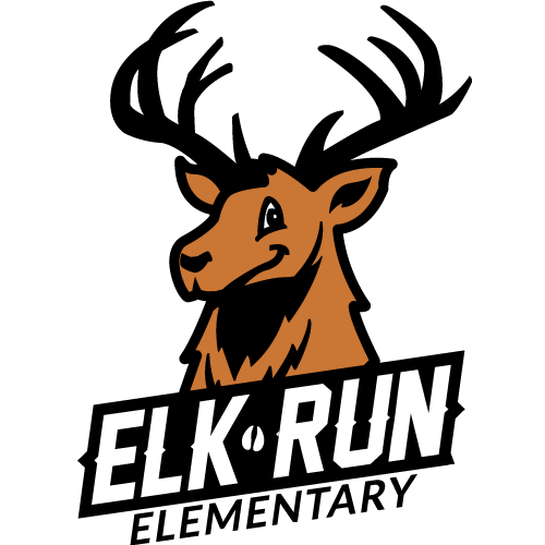 Elk Run Elementary Logo
