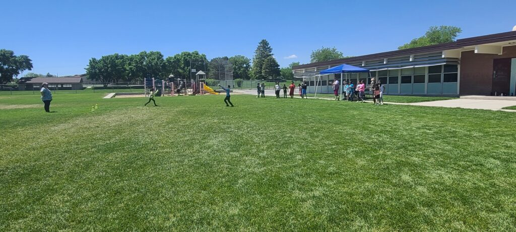 Field Day Relay Game