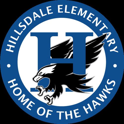 Hillsdale Elementary School Logo