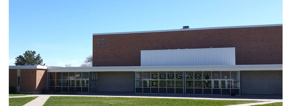 Kearns High School Building