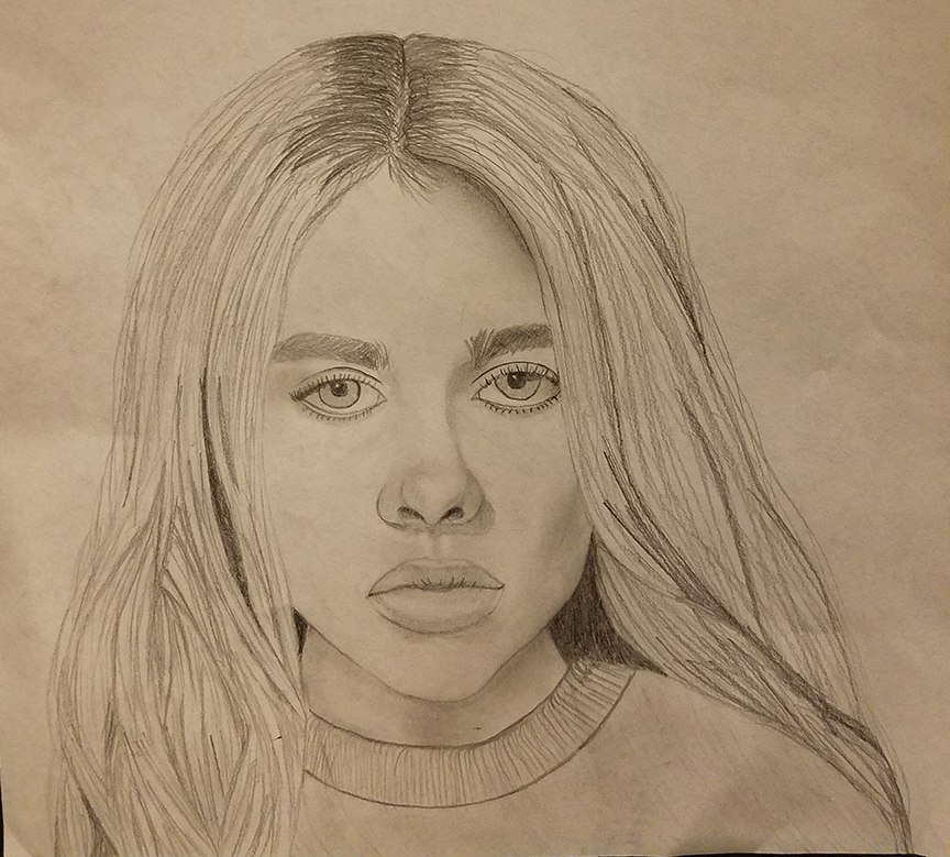 Young Female Face