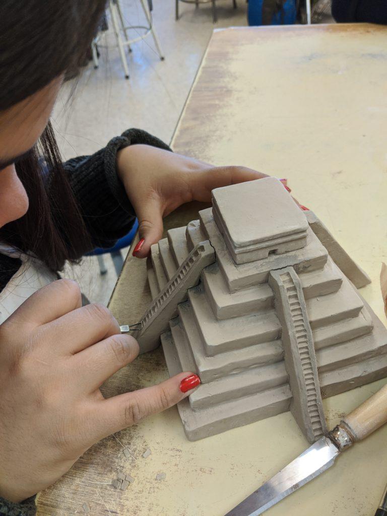 Mayan Pyramid Process