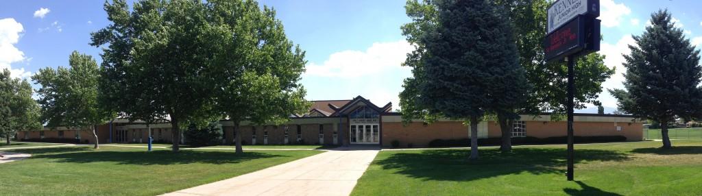 Kennedy Jr High School Building