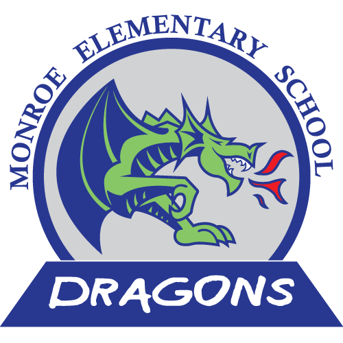 Monroe Elementary Logo