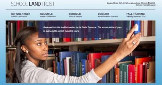 Moss Elementary School Land Trust Plan