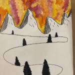 Oakridge Student Art