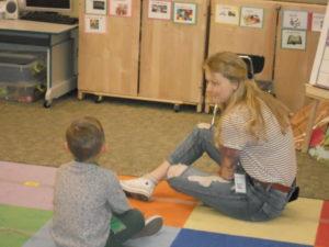 Preschool Class Picture