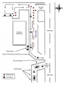 Parking Map Large