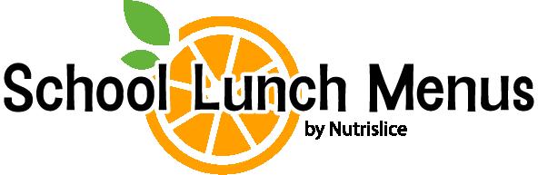 School lunch menus.