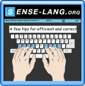 sense-lang typing