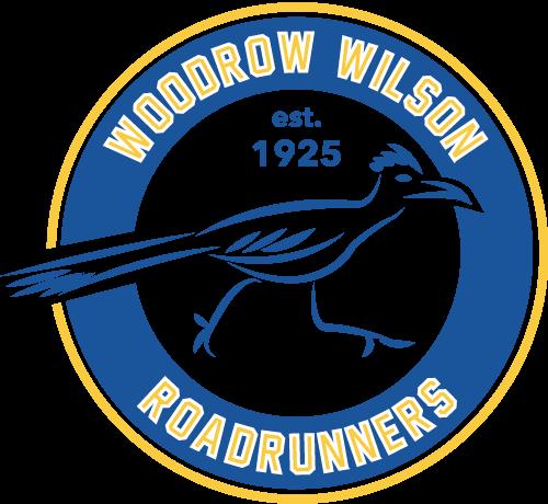 woodrow wilson roadrunners logo