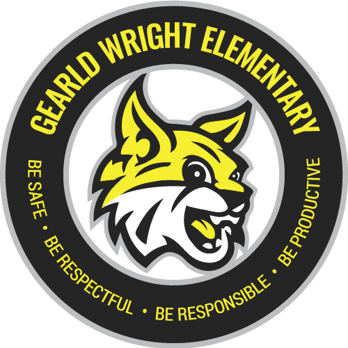 gearld wright elementary logo